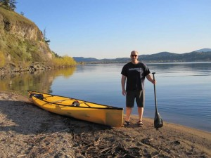 Daren Wride, Wood Lake 2013