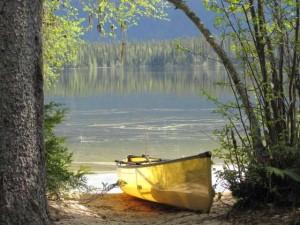 Murltle Lake canoe trip