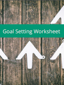 Goals Worksheet
