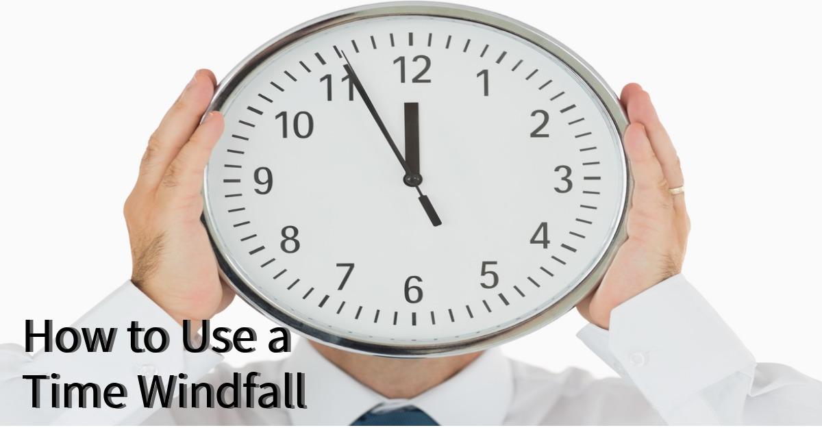 How To Use A Time Windfall Darenwride Com